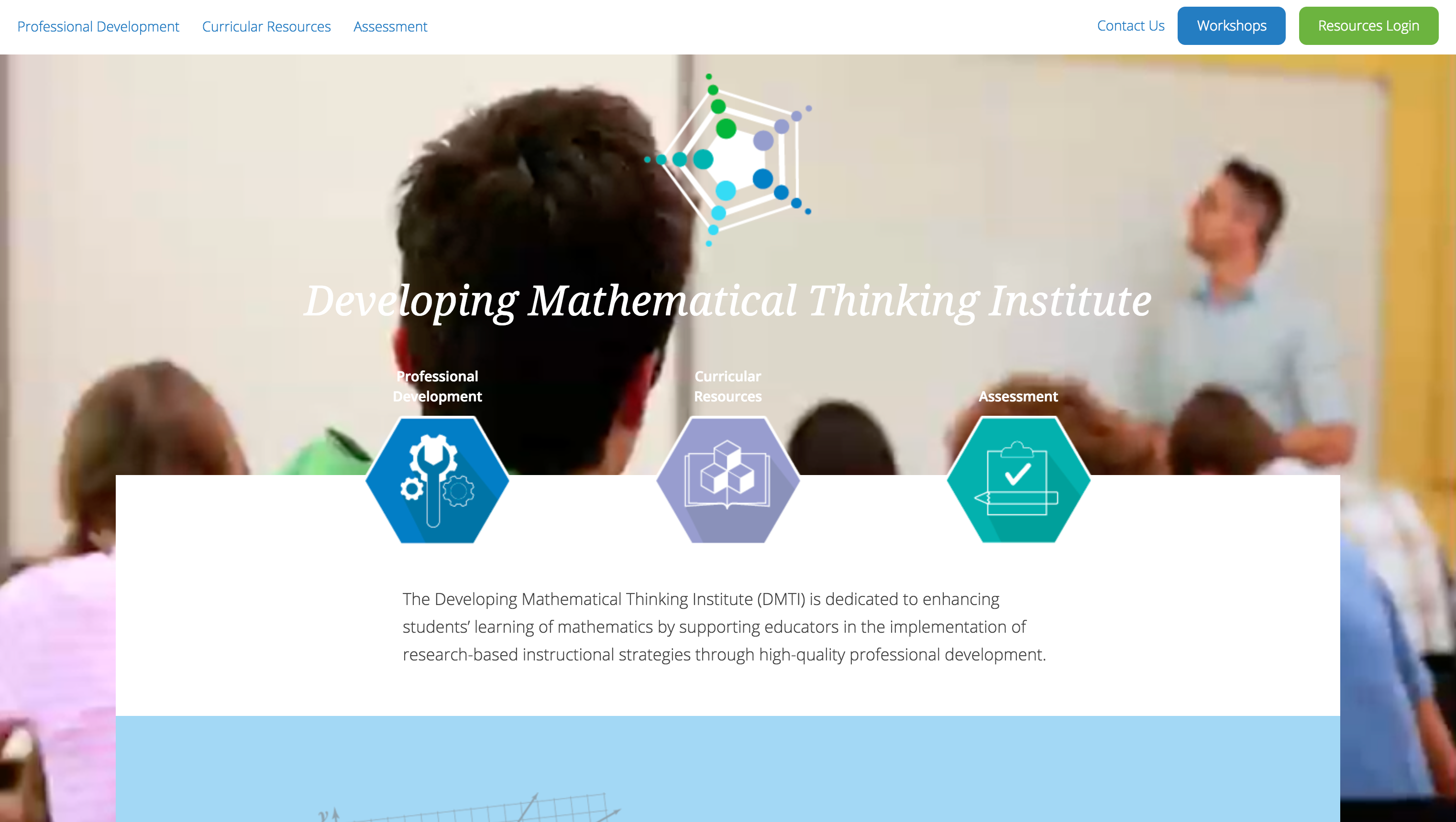 Developing Mathematical Thinking Institute