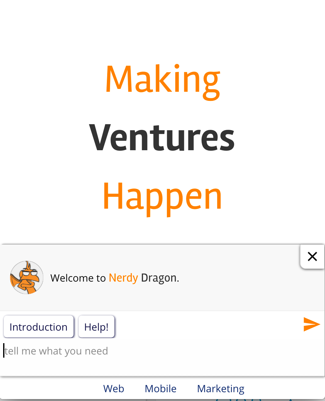 Mobile App & Web Design, Development, SEO Marketing Boise | Nerdy Dragon